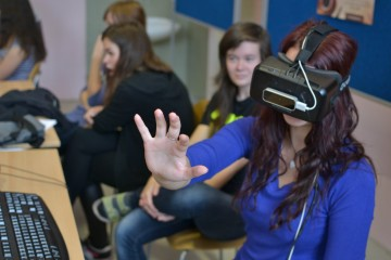 Exploring New Worlds: Oculus Rift and Virtual Reality