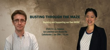 Busting Through the Maze: Building and Supporting our own MOOC