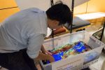 Jason Lin presents Augmented Reality Sandbox