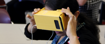 Simulating Visual Impairments in 360 Degrees