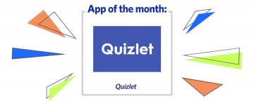 App of the Month – Quizlet