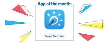 App of the Month – Explain Everything