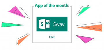 App of the Month – Sway