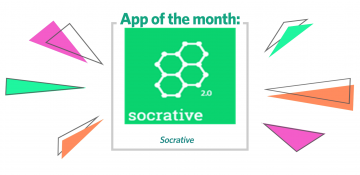 App of the Month- Socrative