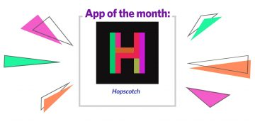 App of the Month- Hopscotch