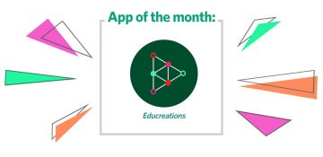 App of the Month – Educreations