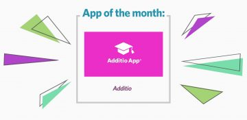 App of the Month – Additio