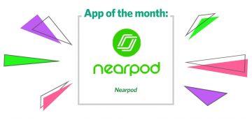 App of the Month – Nearpod