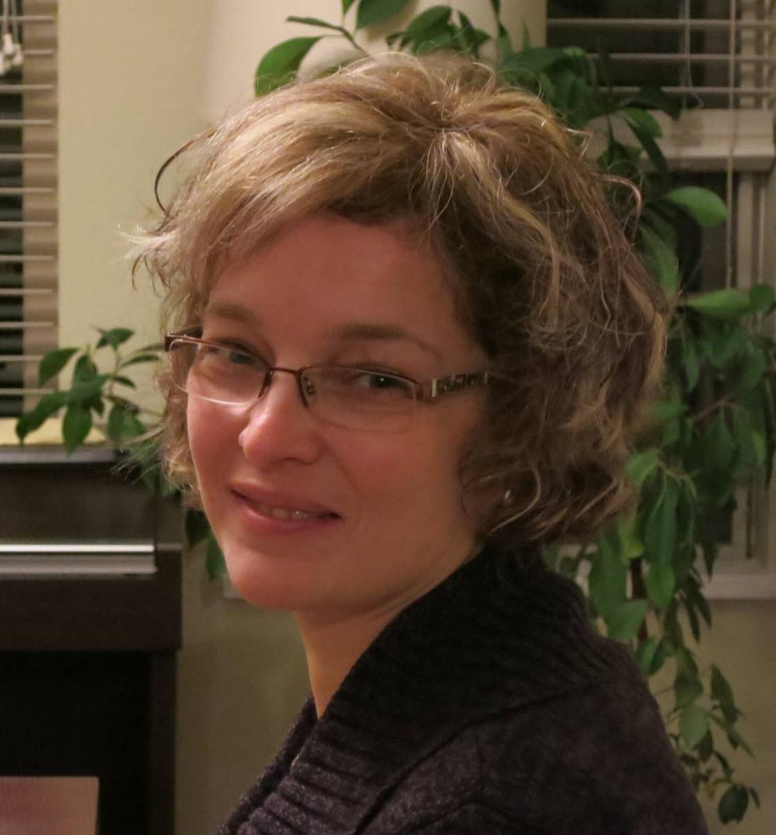 Marina Milner-Bolotin Bio